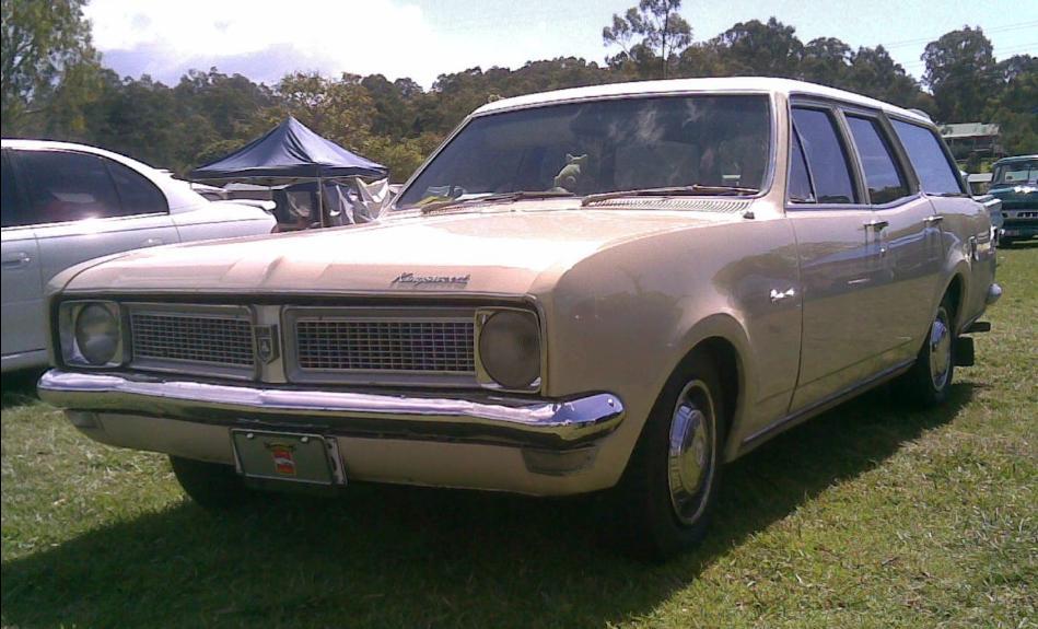 Member Bob S 70 Ht Holden Wagon